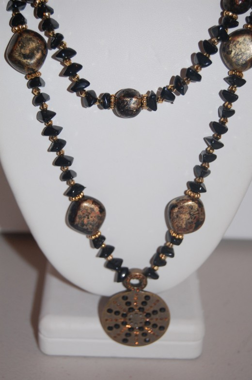 Awesome Eid Necklace Set for Girls