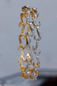 Bracelets for Girls in Gold