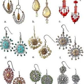 Earring For Eid 2011