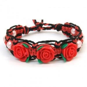 Flower Hemp Bracelets 2011