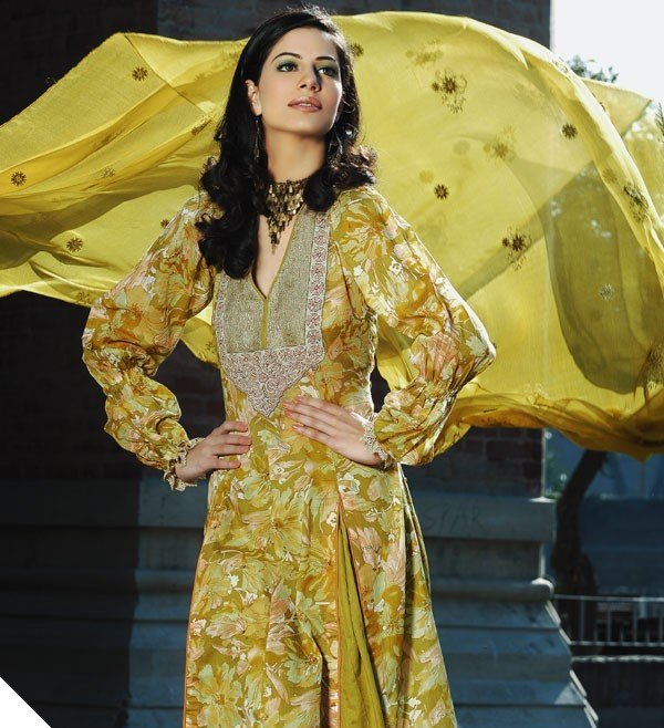 243d965fd Latest Dress Collection for Eid 2011 - Fashion 2019