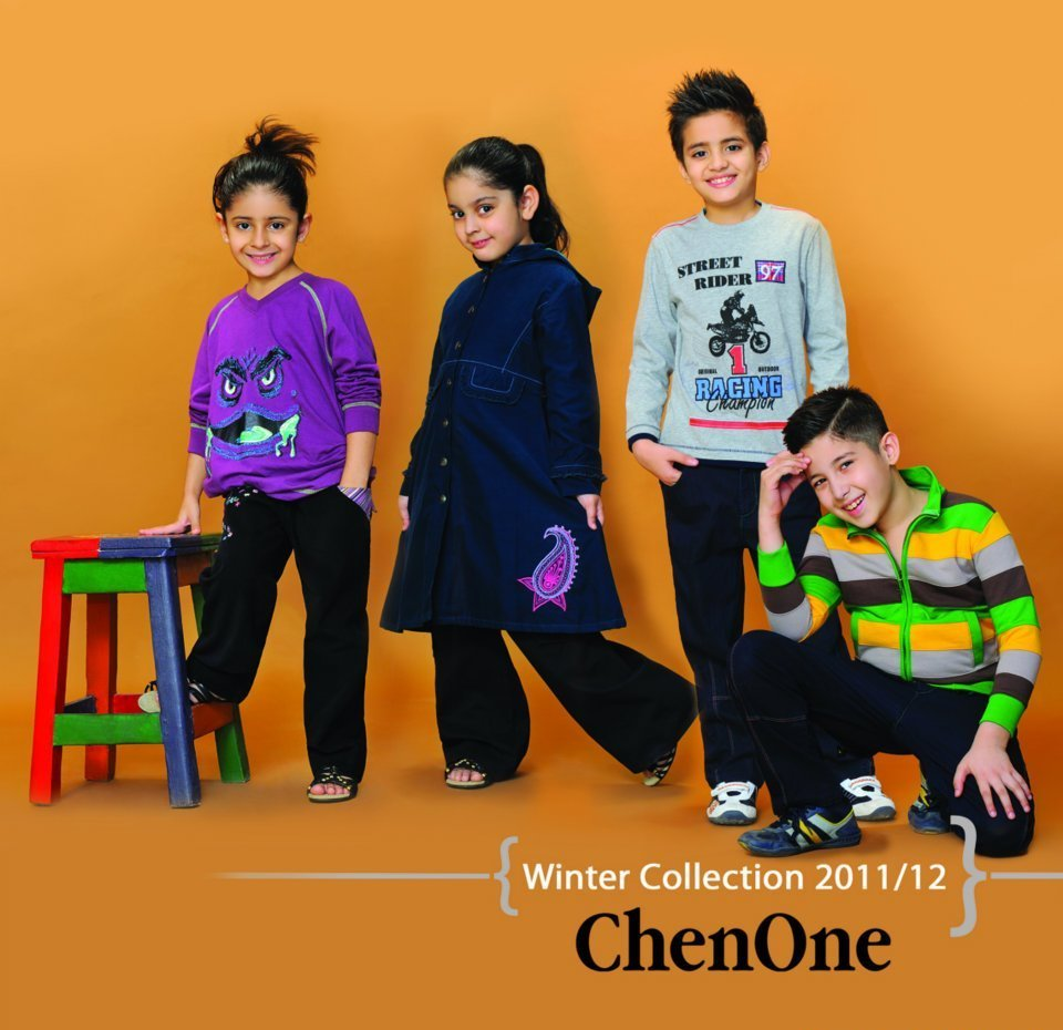 Chen one new winter collection for kids 2011 2012 0 comments