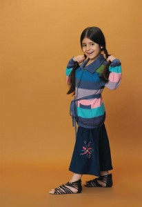 Chen One New Winter Collection For Kids 2011-2012