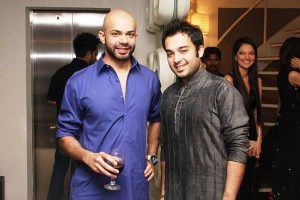 Ahmer and Imtisal - Harness Furniture Showroom Launch