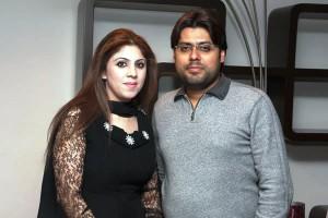 Aisha and Bilal - Harness Furniture Showroom Launch
