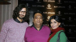 Ali, Umer Saeed and Iffat Umer - Mission Impossible 4 Premier