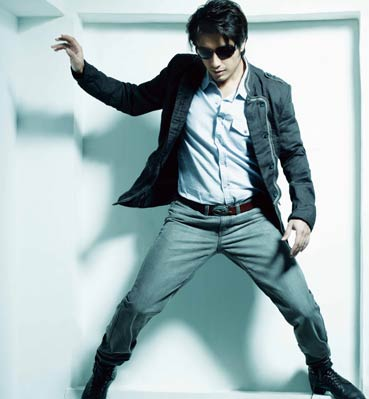 Ali Zafar Posed for India Magazine