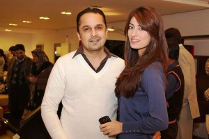 Asad and Anoushe - Harness Furniture Showroom Launch