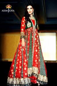 Asim Jofa Party Dress Collection 2012