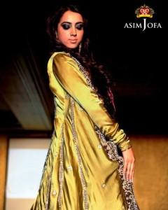 Asim Jofa Stunning Party Wear Dress
