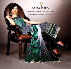 Asim Jofa's Premium Lawn Collection