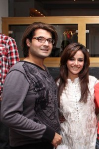 Babloo and Sara - Sonar Jewelers Studio Launch