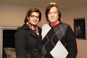 Babloo and Tony - Harness Furniture Showroom Launch
