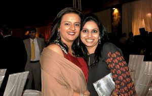 Beena and Samra - UAE 40th National Day Celebration