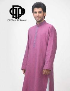 Deepak Parwani Menswear