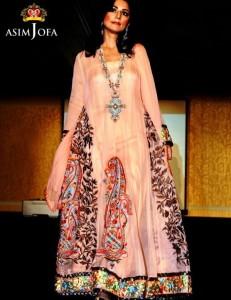 Dresses By Asim Jofa 2012
