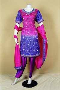 Embroided Shalwar Kameez