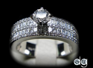 Engagement Ring for Girls
