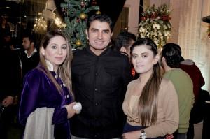 Fashion Celebrities at Casa Hamza Relaunch