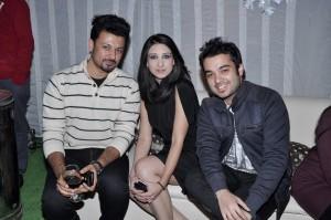 Fashion Models at Casa Hamza Relaunch