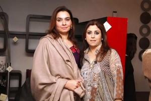 Fatima and Sadia - Harness Furniture Showroom Launch