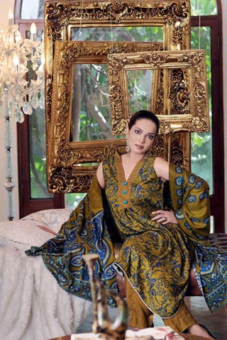 Gul Ahmed Womenswear Collection