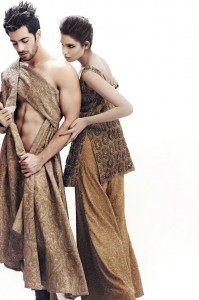 HSY Vintage Couture Collection For Men and Women