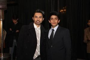 Hamza Tarar and Hassan Sheikh - Casa Hamza Relaunch
