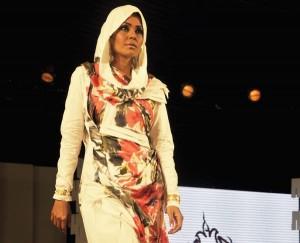 Iraj in Rabia Z Collection - UAE 40th National Day Celebration