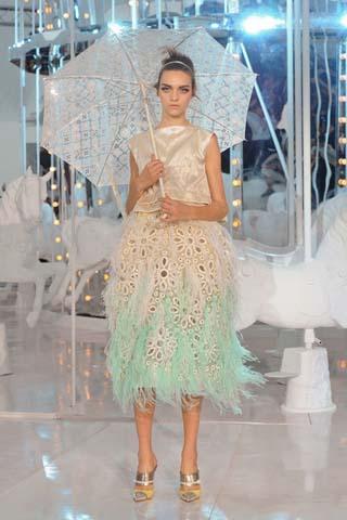 Louis Vuitton Spring - Summer Collection 2012