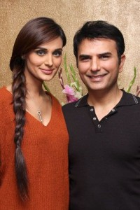Mehreen Syed and Shahzad Raza - Sonar Jewelers Studio Launch