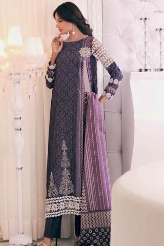 Mehreen Syed in Gul Ahmed Winter Collection 2012