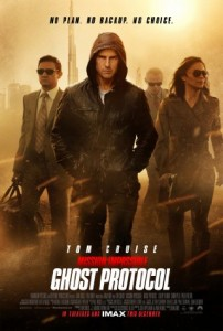 Mission Impossible 4 - Ghost Protocol