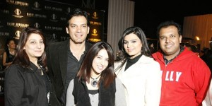 Noshen, Saleem, Sara, Sofia and Arun - Mission Impossible 4 Premier