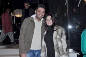 Pakistani Fashion Celebrities at Casa Hamza Relaunch