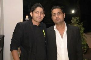Saad and Ali - Harness Furniture Showroom Launch