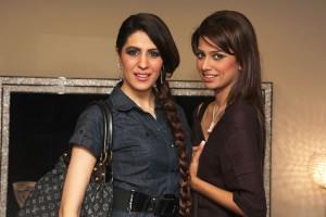 Sabina and Fia - Harness Furniture Showroom Launch