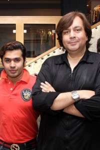 Saim and Tony - Sonar Jewelers Studio Launch