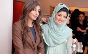 Salwa and Bisma
