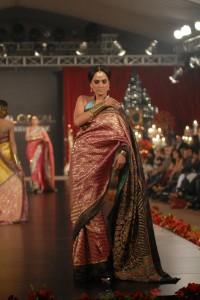 Saree Design 2012 by Umar Sayeed