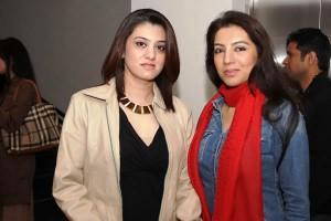 Summiya and Amina - Harness Furniture Showroom Launch