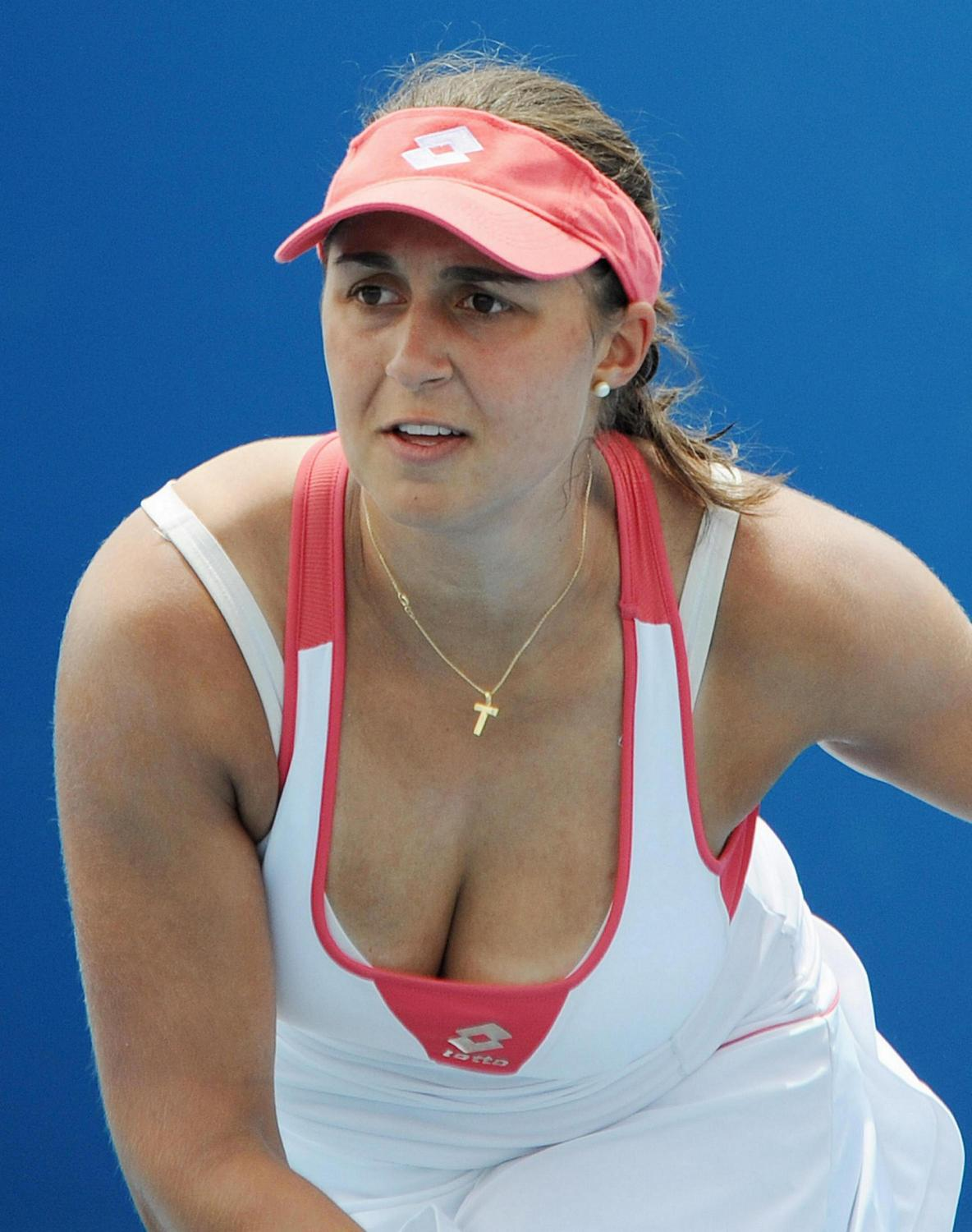 Celebrity Tamira Paszek nude (24 photo), Topless