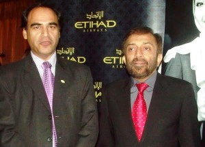 Tariq and Farooq Sattar - UAE 40th National Day Celebration