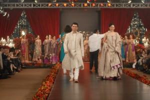 Umar Sayeed Collection at PFDC L'Oreal Paris Bridal Week
