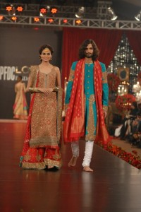 Umar Sayeed at PFDC L'Oreal Paris Bridal Week