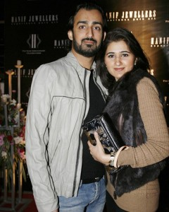 Umarir and Marium - Mission Impossible 4 Premier