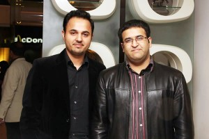 Usman and Salman - Harness Furniture Showroom Launch