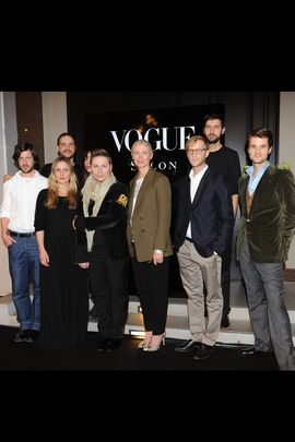 VOGUE Salon 2012