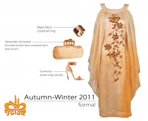 Winter Collection by Tlism 2012