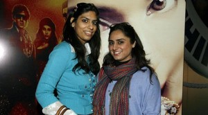Zainab and Ridha - Mission Impossible 4 Premier